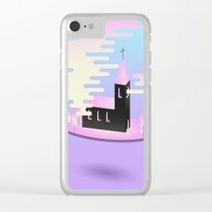 Smoky church Clear iPhone Case