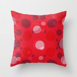 Roundels 02 Throw Pillow
