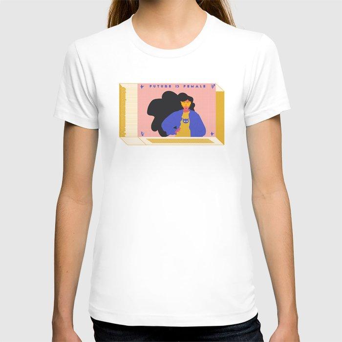 Future is Female T-shirt