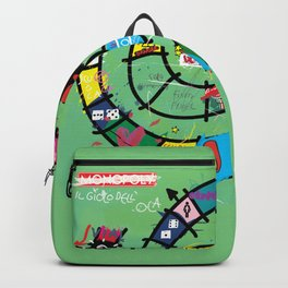 Gioco dell'Oca - The Game of the Goose (RDVM06) Limited Edition Backpack