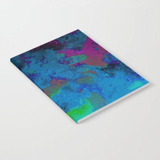 After the Purple Rain, Purple Sunset, RIP Notebook