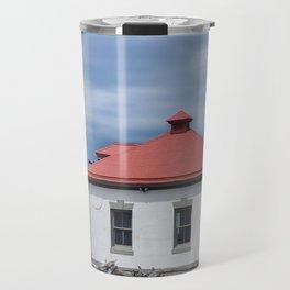 Alki Lighthouse Travel Mug