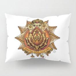 Keep Korma and Curry On Pillow Sham