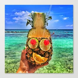Sun Daze Canvas Print