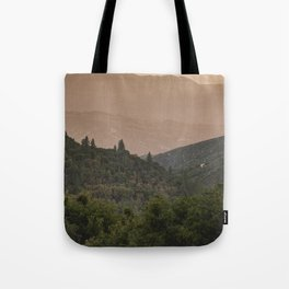 Southern California Wilderness Tote Bag