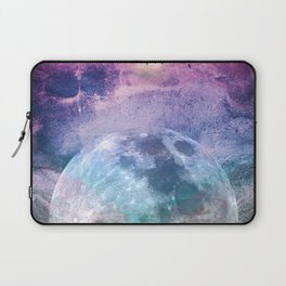 MOON under MAGIC SKY I Laptop Sleeve
