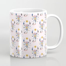 Technicolor Scorpion Coffee Mug