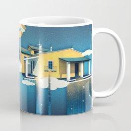 Castle in Heaven Coffee Mug