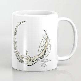 Cornvoler Beverage Beastie with Origin Story Coffee Mug
