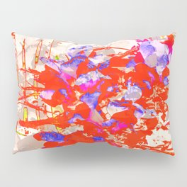 Here be Dragons Pillow Sham
