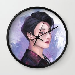 Fake Love Wall Clock