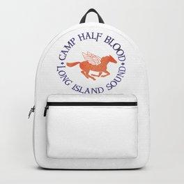 camp half blood long island Backpack