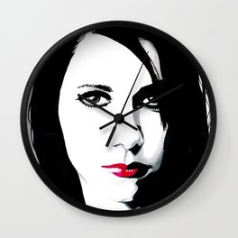 Polly Jean Wall Clock