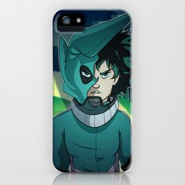 with ALL my MIGHT iPhone Case
