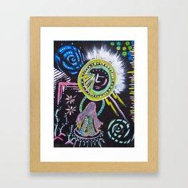 Abstract 03 Framed Art Print