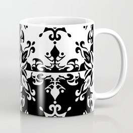 Black and White Tiles Coffee Mug