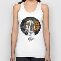 tool Tank Tops featuring TOOL N°1 by Mr.Klevra