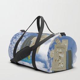 Hear In Heaven Duffle Bag