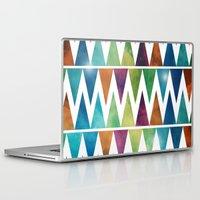 skyfall Laptop & iPad Skins featuring SkyFall by Digi Treats 2
