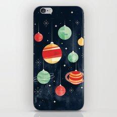 Joy to the Universe iPhone & iPod Skin