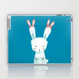 Four Eared Bunny Laptop & iPad Skin