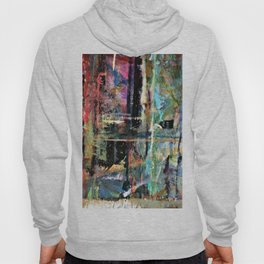Colorful Bohemian Abstract 2 Hoody