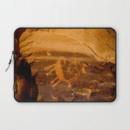 Big Horn Sheep Petroglyph - Nine Mile Canyon - Utah Laptop Sleeve