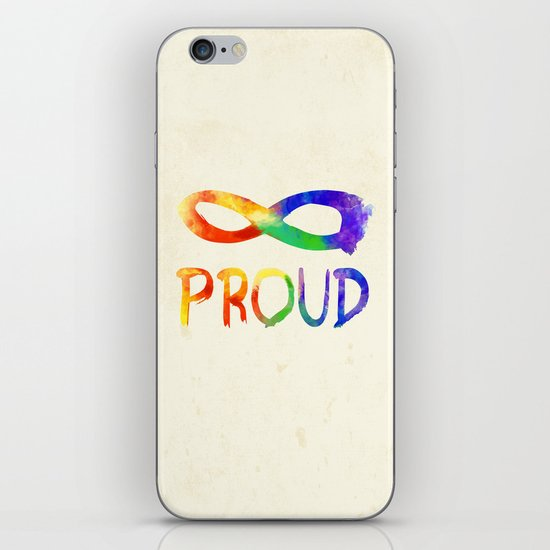 Forever Proud iPhone Skin
