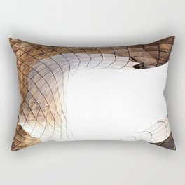 Golden Emporia III Rectangular Pillow