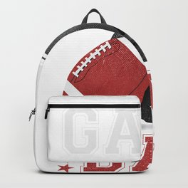 Game Day High School Football  Backpack