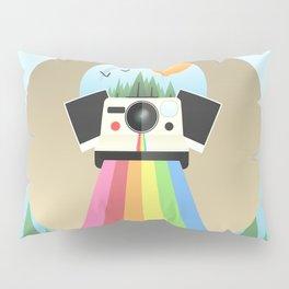Capture the moment. Pillow Sham