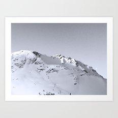Moonrise ii Art Print