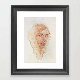 To Galveston Framed Art Print