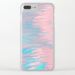 Inner Peace Clear iPhone Case
