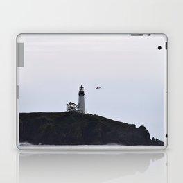 Yaquina Head/ Coast Guard Laptop & iPad Skin