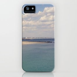 Point's End iPhone Case
