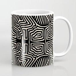 Kuna Indian Mola Pajaro Coffee Mug
