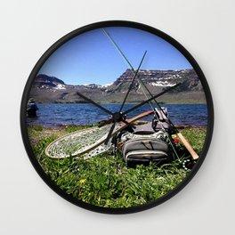Colorado Serenity Wall Clock