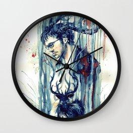 Will Graham Wall Clock