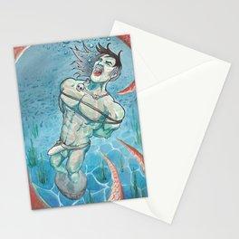 Zahn Drowning Stationery Cards