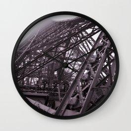 Travel Series: Paris Wall Clock