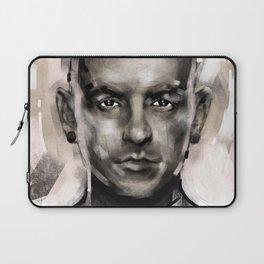 In memoriam of Chester Bennington Laptop Sleeve