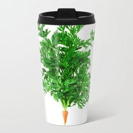 Carrot Metal Travel Mug
