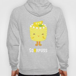 Sourpuss Lemon cake Hoody