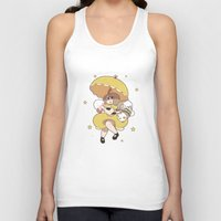 bee and puppycat Tank Tops featuring Bee and Puppycat by Kaciel