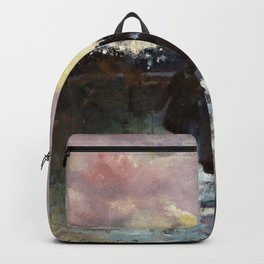Going home, The Gray and Gold - Digital Remastered Edition Backpack