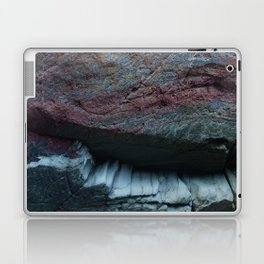 Natural Ocean Weathered Rock Texture Laptop & iPad Skin