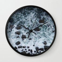 Skye Sea Wall Clock