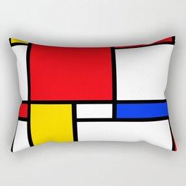 Piet Pattern Rectangular Pillow