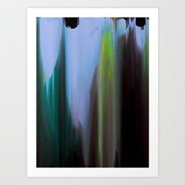 Richter Art Print